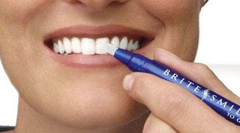 отбеливание зубов в домашних условиях отзывы