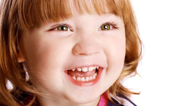 временные зубы у детей