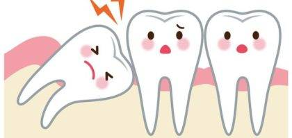 зубы рисунок
