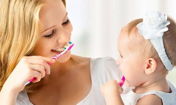 Линейка зубных паст