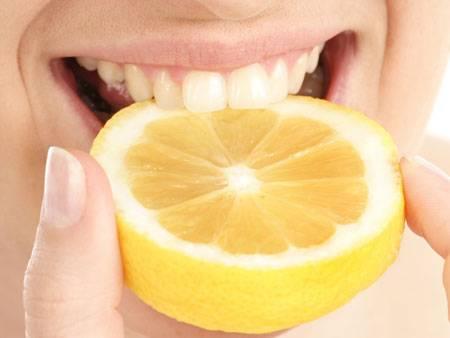 отбеливание зубов в домашних условиях рецепт